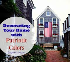 patriotic home decorations decorating your home for the memorial day weekend