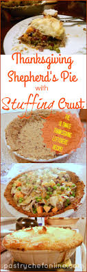 this thanksgiving shepherd s pie with crust recipe just
