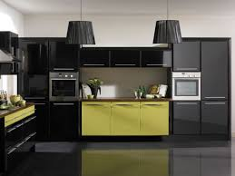 yellow kitchen decorating ideas download yellow and black kitchen ideas homesalaska co
