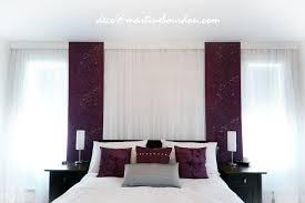 deco romantique pour chambre avant après une chambre à coucher romantique et stylée martine
