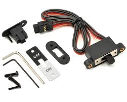 deluxe 3 wire switch harness by spektrum rc spm9532 cars