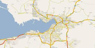 Paper Town Map Izmir Map