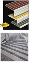 supergrit safety stair nosings u2013 wooster products inc sweets