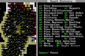Bedroom Design Dwarf Fortress Dwarf Fortress Ten Hours With The Most Inscrutable Game Of All