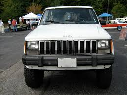 jeep front view file jeep comanche pioneer white md f jpg wikimedia commons