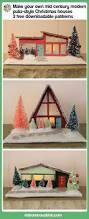 mid century modern christmas houses inmod modern furniture blog