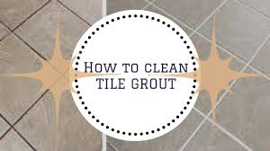 Cleaning Grout Lines How To Clean Tile Grout Lines Using Lysol Toilet Bowl Cleaner