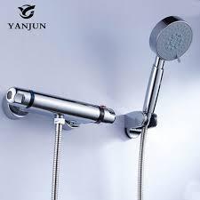 Aliexpresscom  Buy Yanjun Shower Faucet Sets Modern Thermostatic - Faucet sets bathroom