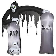 Giant Inflatable Halloween Cat Online Get Cheap Inflatable Halloween Archway Aliexpress Com