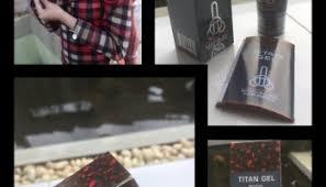 review titan gel original rusia produk pembesar penis tercepat dan