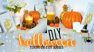 Homemade Halloween House Decorations by Diy Halloween Room Decor Ideas Tobie Hickey Youtube