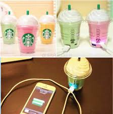 diy phone charger free shipping pink starbucks crystal phone charger mobile