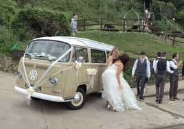 wedding hire sparky vw cervan wedding car hire covering hshire surrey