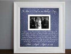parents gift wedding wedding gift parents parents of and groom thank you