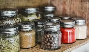 bocaux cuisine épices plateau bocal photo gratuite sur pixabay