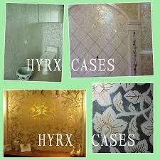 2 pcs green abalone shell mosaic tile ceramic tiles for bathroom