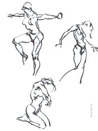 spirit and force in figure drawing karl gnass michael zakian