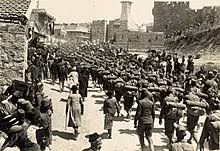 Ottoman Empire In Wwi Middle Eastern Theatre Of World War I