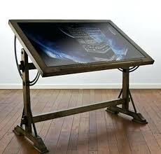 Vemco Drafting Table Backlit Drafting Table The Microsoft Surface Pro Is Back In