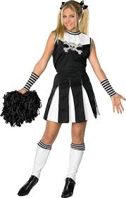 Halloween Cheer Costumes Cheerleader Costume
