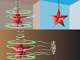 how to make a spinning ornament attachment 5 steps