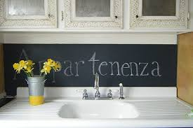 kitchen backsplash paint painted diy kitchen backsplash ideas design idea and decors