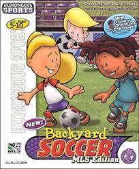 Backyard Basketball 2001 Backyard Soccer Mls Edition Wikipedia