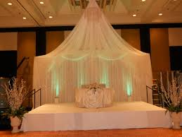 Wedding Backdrop Ideas For Reception Back Drape Ideas For Wedding U0026 Reception Day Stages Weddings Eve