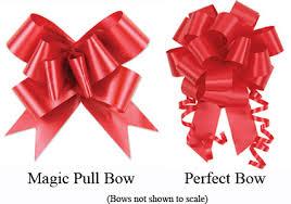 flora satin ribbon bows