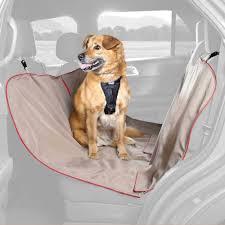 kurgo heather hammock tan dog car seat cover petco