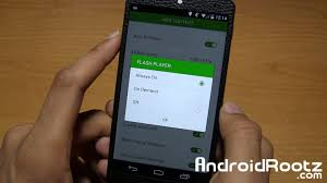 play flash on android how to install flash player on any android kitkat device