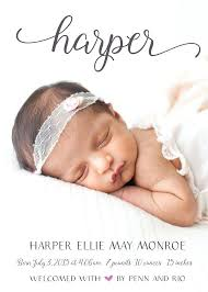 baby announcement cards birth announcement cards lifysummit co