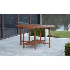 Outdoor Folding Dining Tables Folding Patio Tables You Ll Wayfair Ca