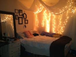 bedroom trendy string lights for bedroom throughout 1000 ideas