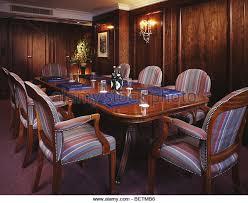 Mahogany Boardroom Table Mahogany Furniture Chair Stock Photos Mahogany Furniture Chair
