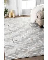 Cowhide Leather Rug Fall Is Here Get This Deal On Handmade Modern Cowhide Patchwork