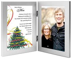 amazon com christmas gift for mother mom poem from son or