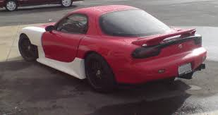 widebody rx7 re amemiya gt ad widebody install rx7club com mazda rx7 forum