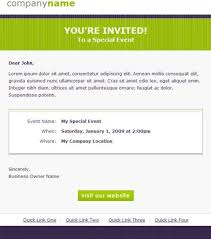 10 best images of modern invitation email templates training
