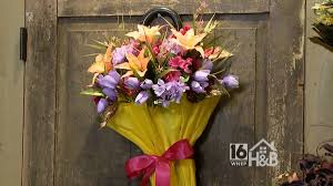 april showers may flowers door hanging wnep com
