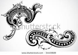 decorative vector ornament free vector stock