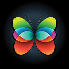 free stock vector abstract butterfly the shutterstock blog