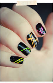 48 best neon nails images on pinterest make up neon nails and