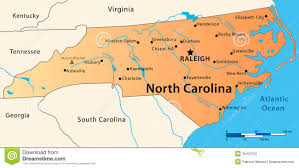 City And State Map Of Usa by North Carolina Map Illustration Great State Usa Featuring Its Main Cities Rivers Lakes Highest Peak 36422152 Jpg