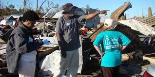 disaster operations catholic charities usa