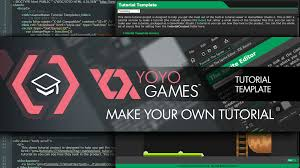 tutorial templates by yoyo games gamemaker marketplace