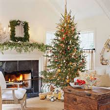 Round Decorator Table by Interior Cool Design Ideas Beautiful Christmas Home