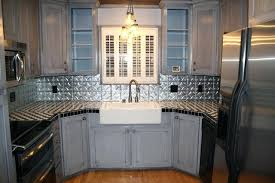 tin backsplashes for kitchens tin kitchen backsplash kitchen ideas gorbuhi