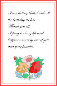 thank you notes for birthday happy birthday accessories