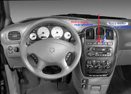 manual windshield wiper dodge caravan questions where is the on off switch for back